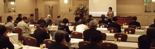 2007年6月7日:第21回 定時総会
